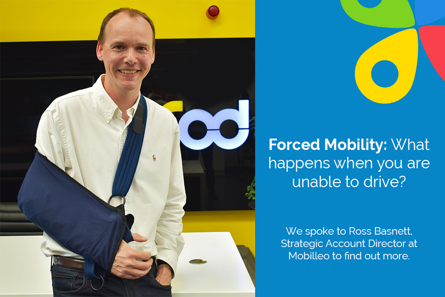 Forced Mobility: What happens when you are unable to drive?
