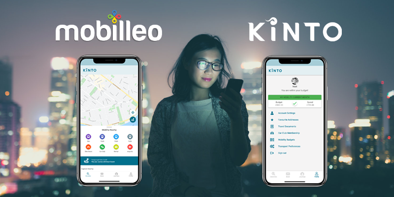 KINTO chooses Mobilleo to drive mobility offering in the UK